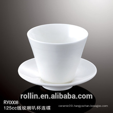 China manufacturer Porcelain Cup with flower
