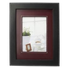 Schwarz mit braun 4x6inch Holz Farbe Fotorahmen
