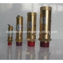 Клапан сброса давления для предохранительного клапана для компрессора воздуха
