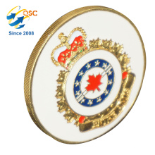 Custom Promotion Gift 3D Customizable Suzhou High Quality Factory Price Challenge Coin