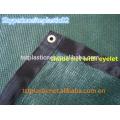 Supply 100% virgin HDPE Tennis Court Windscreen/Privacy Screen