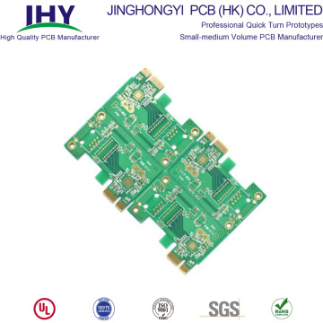 8 Layer Gold Finger PCB Board Manufacturing