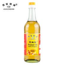 Usine Gourmet OEM d'huile d'arachide d'assaisonnements authentiques