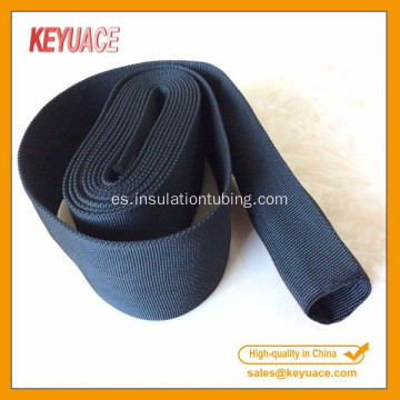 Funda de cable trenzado de nylon flexible