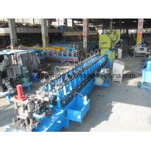 Máquina de formação de rolo de guia ferroviário