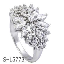 Nueva joyería de moda 925 anillo de plata esterlina