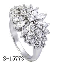Nouvelle mode bijoux 925 bague en argent sterling
