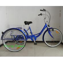 "26"" Rickshaw Shopping Trike Cargo Tricycle (TRB-040)"
