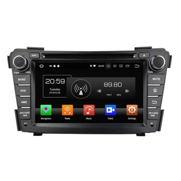High Quality Car DVD Player Navigator I40 2011