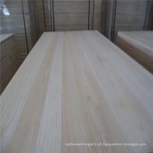 Oferta Personalizado Dry Paulownia Solid Wood