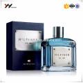 Custom uv printer high quality cosmetic box packaging luxury men's perfume