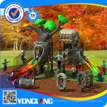 Новая детская площадка для школы и Парк