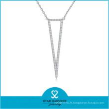 2015 personnalisé nouveau collier de mariage délicat unique (N-0326)