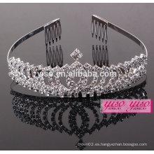 Indian traditional accessories alta calidad personalizada tiara