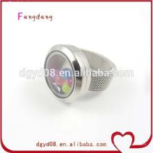 2014 nouveaux anneaux en acier inoxydable de conception en acier inoxydable