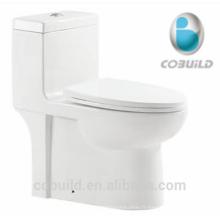 CB-9524 Chine usine design moderne de haute qualité siphon chasse d'eau de toilette CUPC