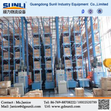 Warehouse Automated 3D Racking