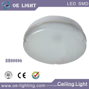15W LED luz de anteparo/teto com Sensor de microondas