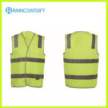 Fluoreszenz 100% Knitting Safety Vest