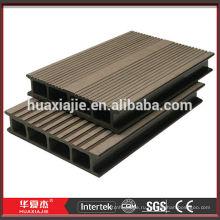 WPC (деревянный и пластиковый композит) Палубный настил для наружного применения