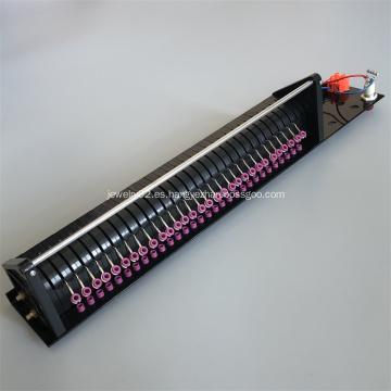 detector de caída de hilo para urdidora