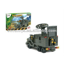 2012 hot building block toy military toy