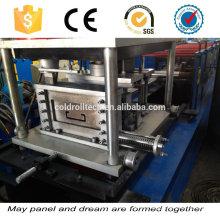 HR CR GI aço carbono C perfil purlin máquina