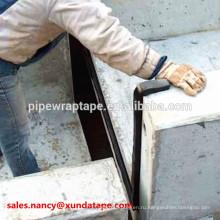 предупреждения коррозии трубопровода самоклеющаяся бутиловая резиновая прокладка уплотнения для цементных плит