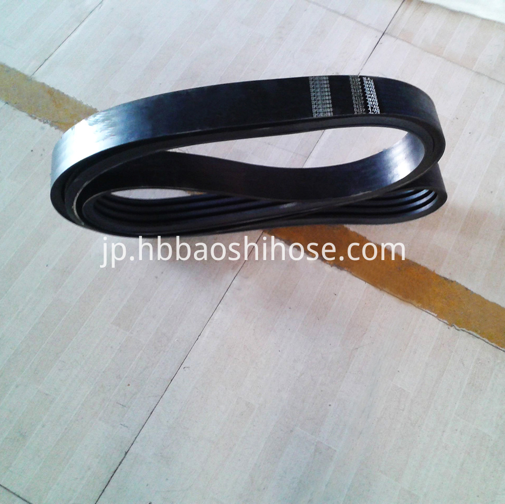 Jointed Triangle Belt