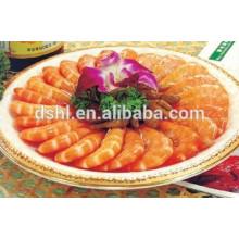 HL002 mejor calidad camarón pequeño congelado bqf