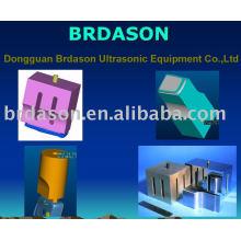 BRDASON sonotrodo máquina de solda ultra-sônica