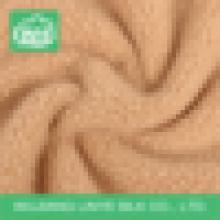 Tecido de poliéster de pelúcia sherpa tricô para brinquedo