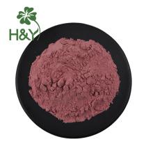 Poudre d'extrait de framboise mûre framboise noire
