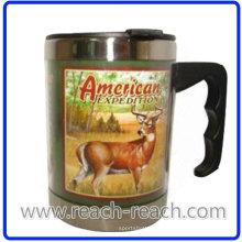 450ml doppelwandig Geschenk Travel Mug (R-2154)
