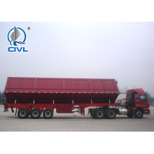3 Axle 40T / 60T Cargo Box Van Semi Trailer
