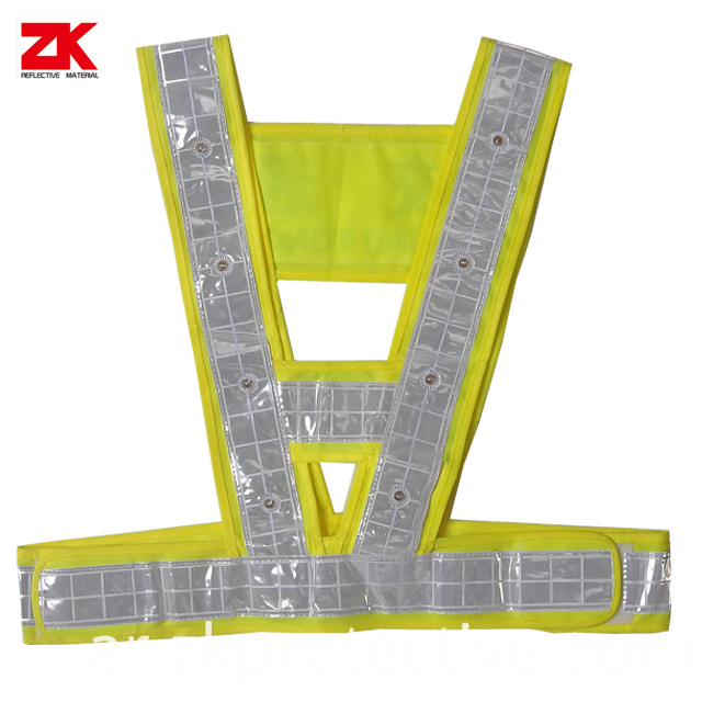 Led Hi Vis Vests