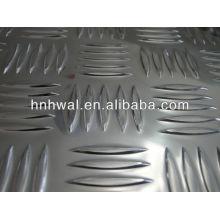 Sol en aluminium