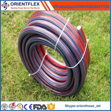 Three Layers Irrigation and Washing PVC Knitted Garden Hose