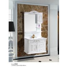 Wand Moderner PVC-Badezimmer-Schrank (9505)