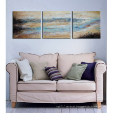 Canvas Art Group Abstract Painting for Wall Decoration