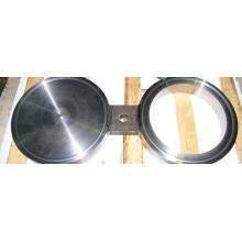 Flanges cegas de aço carbono ASTM A105