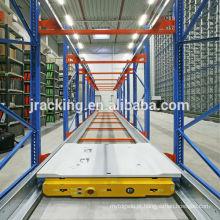 Sistema resistente do racking da canela da pálete do armazenamento FIFO do armazém