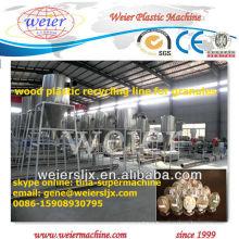 PE WPC pellet making machine