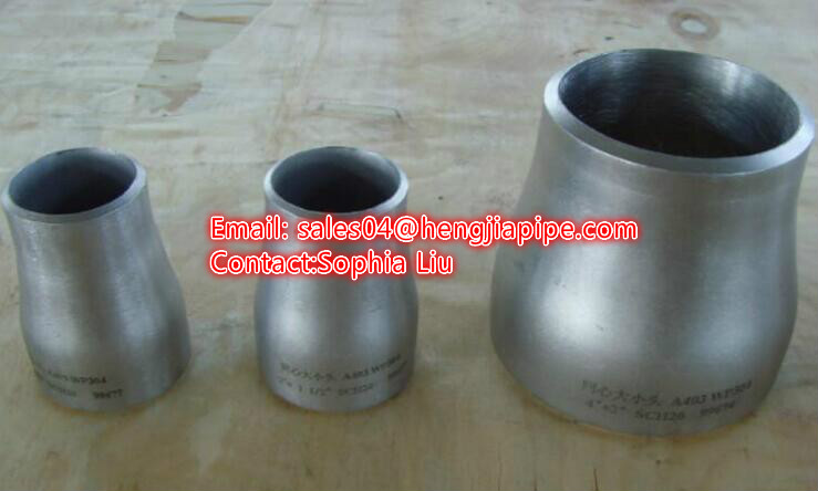 ASTM A234 pipe fittings reducer