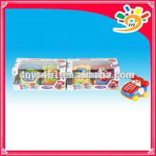 Intellectual telephone toy for baby kids