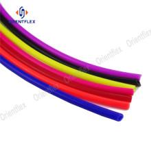 Tuyau de vide de silicone / tuyau / tube de silicone souple de tube