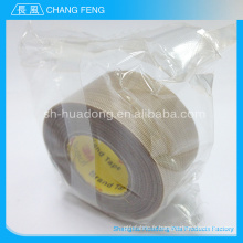 2015 nouveau produit haute tension anti-ruban de tissu adhésif de signalisation à la corrosion