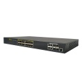 16 Ports Power Over Ethernet POE-Switch Nicht verwaltet