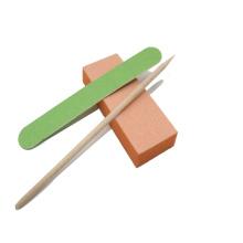 Hot sell Disposable Mini Wood File block set buffer block