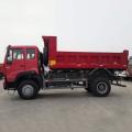 Camión ligero HOWO 6 ruedas volquete 4 * 2
